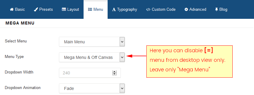 菜单设置和定制(Helix3教程)