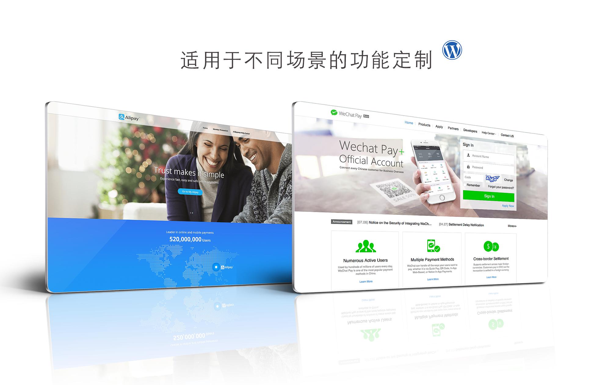 wordpress电商平台