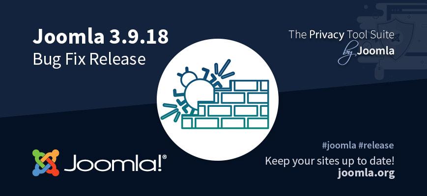 免费建站系统:Joomla 3.9.18