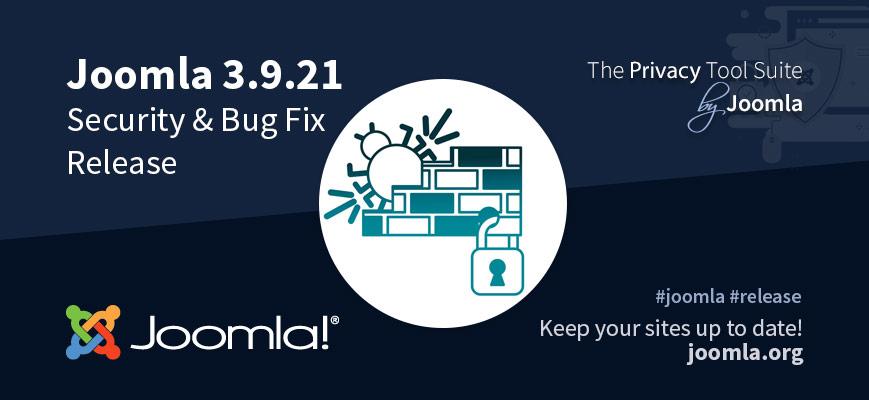 免费建站系统,Joomla 3.9.22 发布