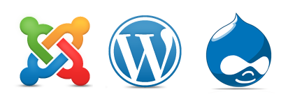 joomla wordpress drupal开发